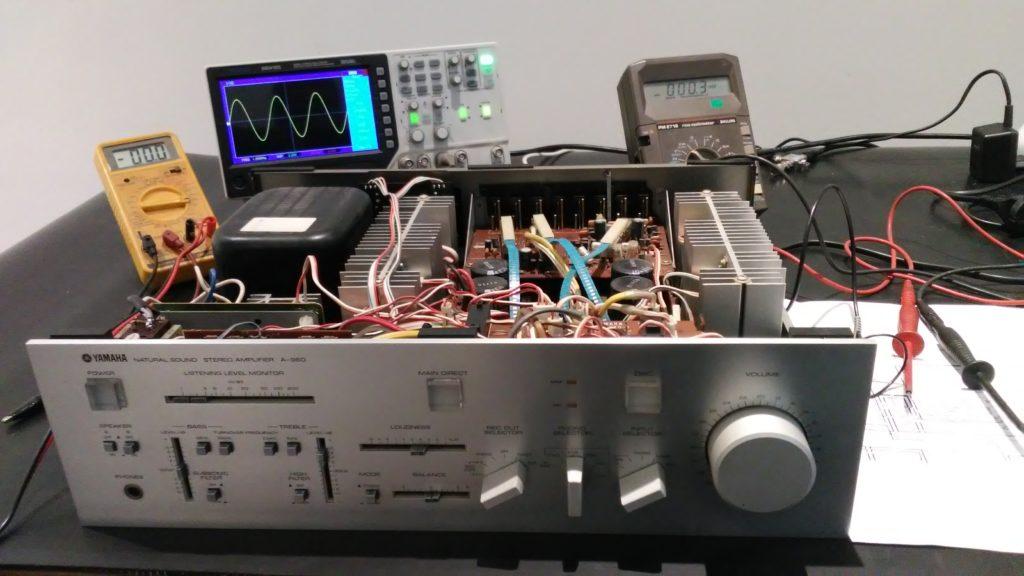 Yamaha A-960