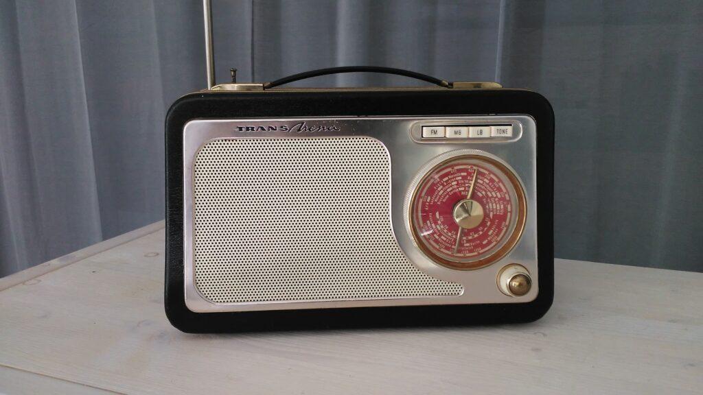 Radio a batterie TransArena PA9 FM